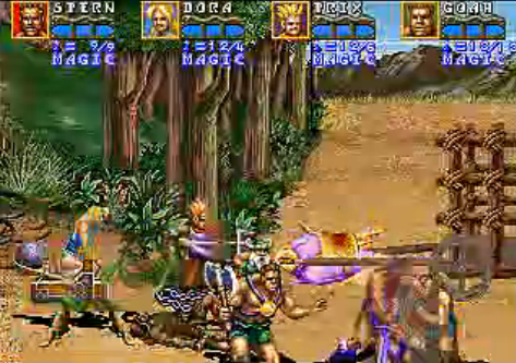 战斧 2 - Death Adder 的复仇 (Golden Axe - The Revenge
