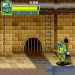 2526-游戏2合1-忍者神龟 (2 Games in 1-Teenage Mutant Ninja Turtles+Teenage Mutant Ninja Turtles 2) 多国语言 手机版